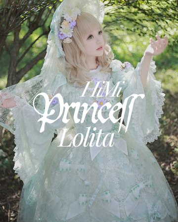 bhiner lolita Princess - Himi lolita dress